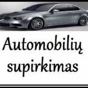 Automobilų supirktuvė